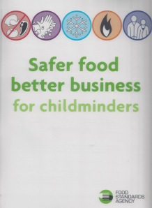 safer food safer business for childminders