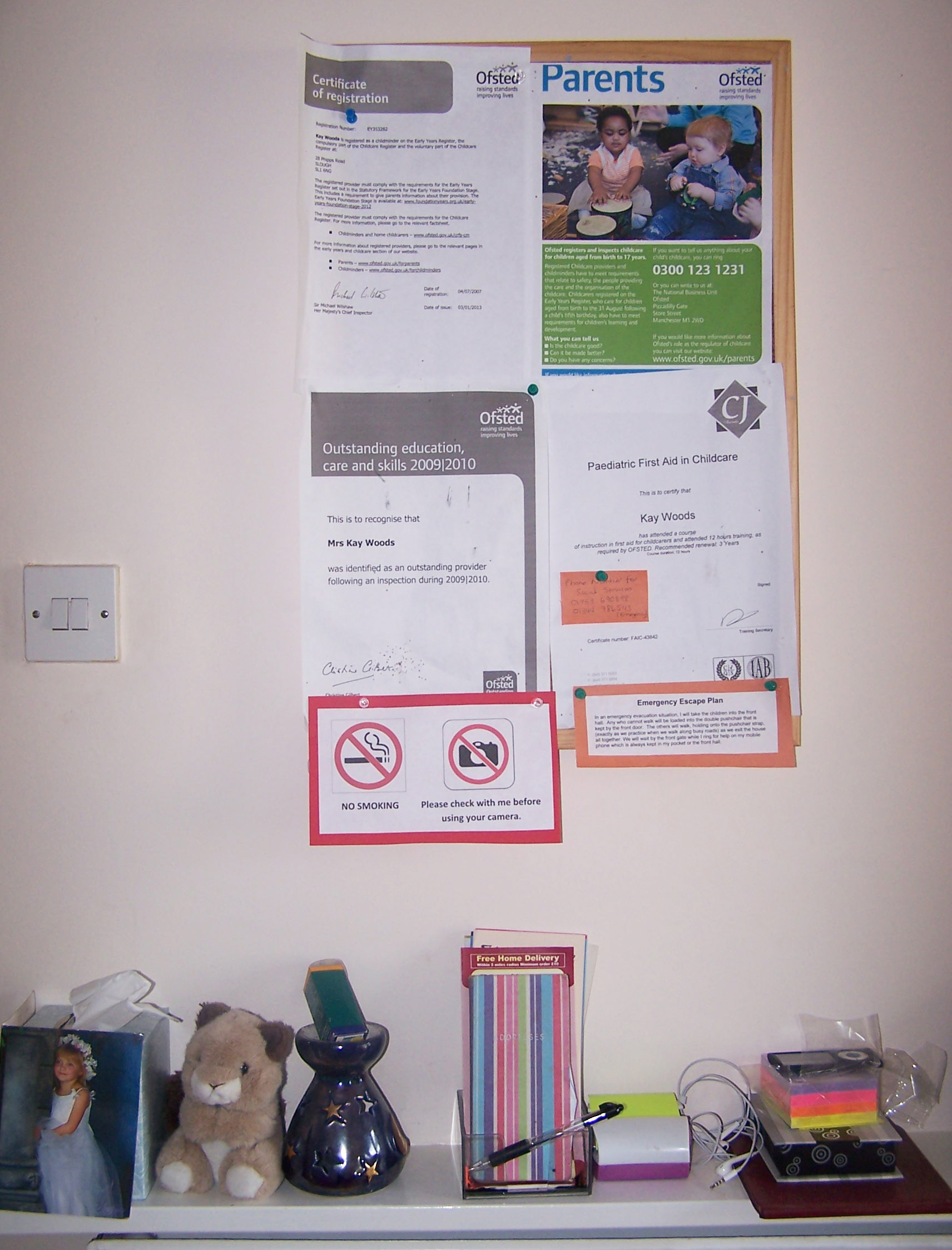 Childminding in small spaces « Childminding Best Practice