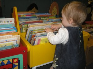 childminders use your library