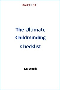 Ultimate childminding checklist