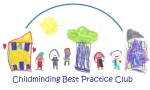 Childminding best practice club logo