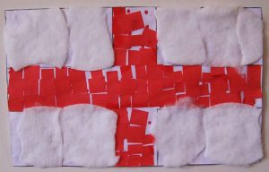 St. Georges Day English flag project for childminders
