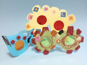 mad sunglasses for childminders